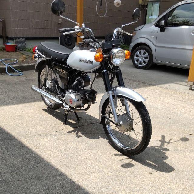 スズキ(スズキ)の値下げ!K50P 最終型 自動車/バイクのバイク(車体)の商品写真