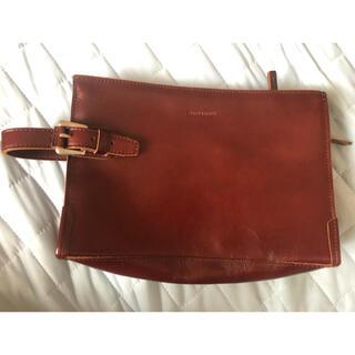 タケオキクチ(TAKEO KIKUCHI)のタケオキクチ セカンドバッグ(ビジネスバッグ)