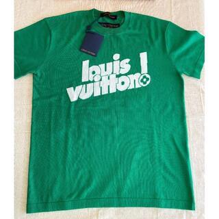 ルイヴィトン(LOUIS VUITTON)の2021新作限定★ルイヴィトン★サマーニットTシャツ(Tシャツ/カットソー(半袖/袖なし))