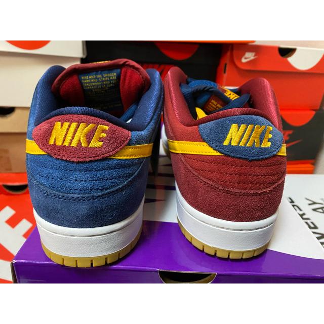 """NIKE(ナイキ)のNIKE SB DUNK LOW """"BARCELONA"""" 27.5cm メンズの靴/シューズ(スニーカー)の商品写真"""