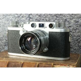 ライカ(LEICA)の【整備済み】Nicca 3-F / Nikkor HC 50mm F2(フィルムカメラ)