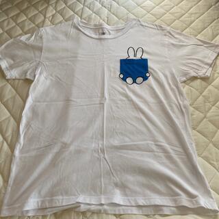 ミッフィー 半袖 シャツ Mサイズ