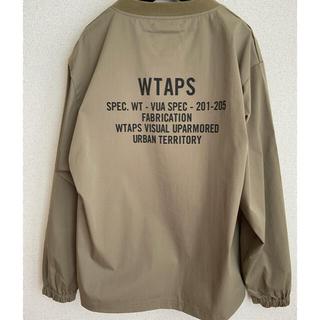 W)taps - WTAPS 20AW SMOCK OD MODULAR Jungle BUDS