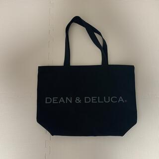 DEAN & DELUCA - DEAN&DELUCA トートバッグ ブラックL