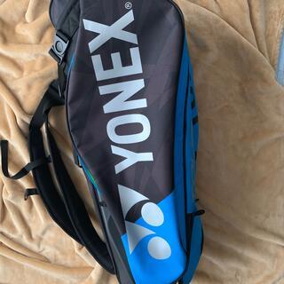 ヨネックス(YONEX)のヨネックス ラケットバッグ 6本(バッグ)
