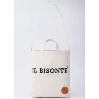 IL BISONTE - イルビゾンテ トートバック
