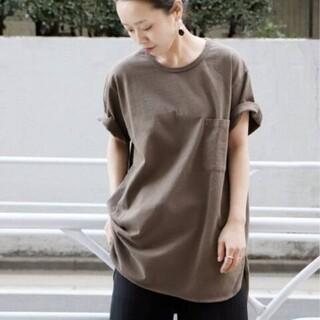 Plage - Plage CALUXポケットTシャツ