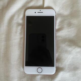 Apple - iPhone7 SIMフリー 128GB ローズゴールド