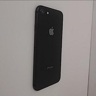 iPhone - 【USED良品】iphone8 64GB スペースグレー SIMフリー
