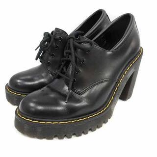 ドクターマーチン(Dr.Martens)のドクターマーチン ブーティ ブーツ チャンキーヒール 4 23cm 黒(ブーツ)