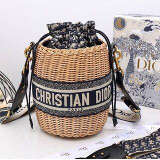 ディオール(Dior)のディオールバスケットバック今期(ショルダーバッグ)