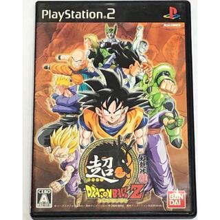 プレイステーション2(PlayStation2)の PS2 超ドラゴンボールZ(家庭用ゲームソフト)
