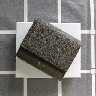 celine - 綺麗☆コインケース♥セリーヌ 財布 三つ折り
