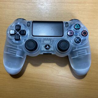 PlayStation4 - ワイヤレスコントローラー (DUALSHOCK 4) クリスタル