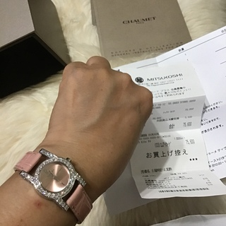 CHAUMET - CHAUMET ショーメ 時計 超美品 レア 価格3,000,000円
