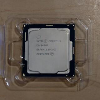 intel core i5 9400f 本体のみ