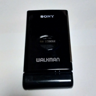 ウォークマン(WALKMAN)のSONY WALKMAN ジャンク品 (ポータブルプレーヤー)