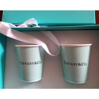 Tiffany & Co. - ティファニー マグカップ