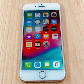 iPhone - au iPhone 6 16GB Gold 562