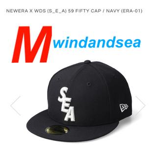 windandsea  newera cap navy M 58.7cm