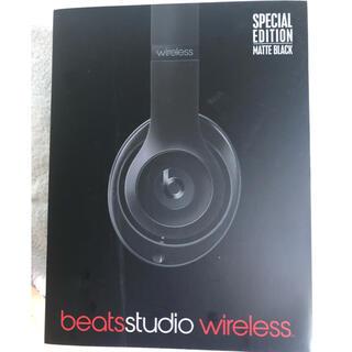 ビーツバイドクタードレ(Beats by Dr Dre)のBeats by Dr.Dre ビーツ バイ ドクタードレ  ヘッドホン(ヘッドフォン/イヤフォン)