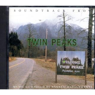 SOUNDTRACK FROM TWIN PEAKS ツインピークス(映画音楽)