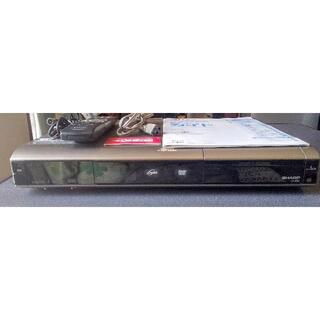 シャープ(SHARP)の値下げ【ジャンク品】SHARP AQUOS DVDレコーダー DV−AC82(DVDレコーダー)