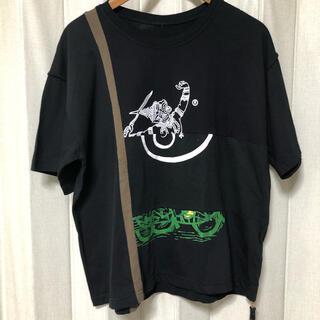 ニードルス(Needles)の【CLAMP/クランプ】CUT-17 Remake T-shirts(Tシャツ/カットソー(半袖/袖なし))