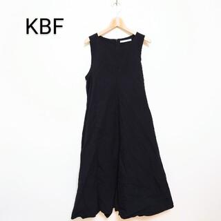 KBF - ◇【KBF】ノースリーブ ロングワンピース