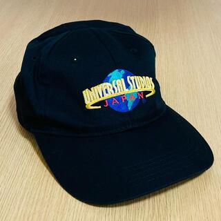 USJ ユニバ 帽子 キャップ メンズ レディース ブラック 黒 地球 地球儀
