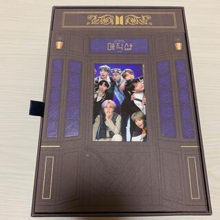 防弾少年団(BTS) - トレカ付き!MAGIC SHOP 2019 韓国公演(ソウル・釜山)