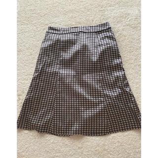 ELLE - 膝丈スカート