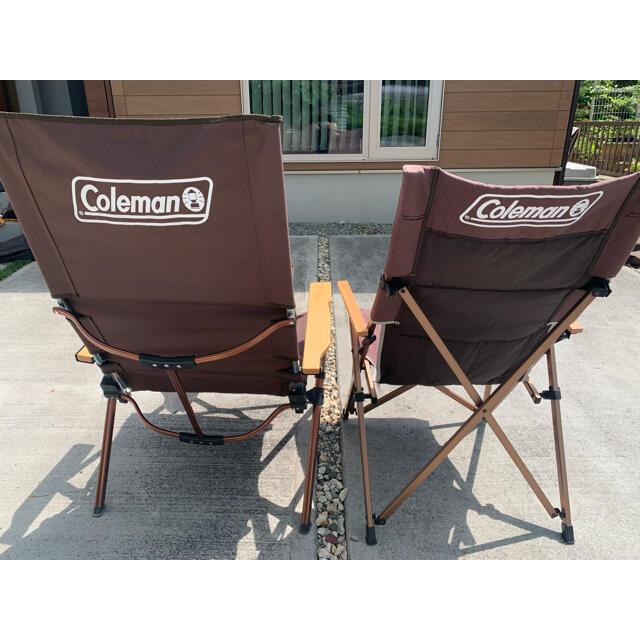 Coleman(コールマン)のColeman コンフォートマスター チェアセット スポーツ/アウトドアのアウトドア(テーブル/チェア)の商品写真