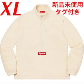 Supreme - 20FW Supreme Polartec Half Zip Pullover