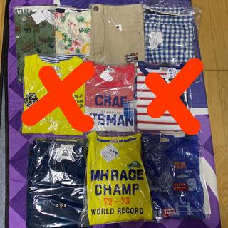 DOUBLE.B - ミキハウス ダブルB Tシャツ、長袖、パンツ150