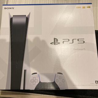 PlayStation - SONY PlayStation5 本体 CFI-1000A01