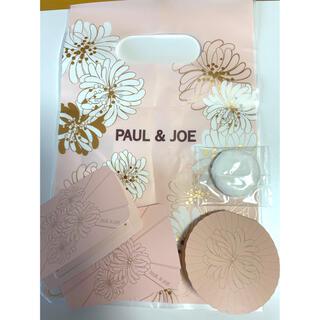 PAUL & JOE - PAUL&JOE ファンデーション サンプル