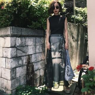 Ameri VINTAGE - アメリヴィンテージ シアースカート