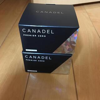 カナデル プレミア ゼロ58g×2個