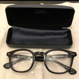 BEAUTY&YOUTH UNITED ARROWS - 金子眼鏡×ユナイテッドアローズ ビューティー&ユース コラボ伊達眼鏡