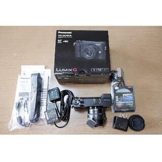 Panasonic - 【美品】Panasonic DMC-GX7MK2 ショット数約4000 付属品多