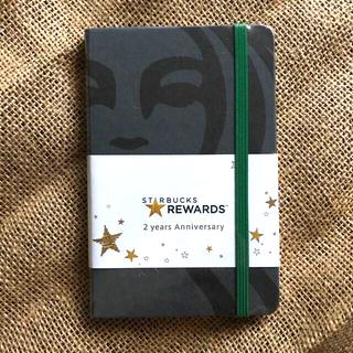 スターバックスコーヒー(Starbucks Coffee)のスターバックス モレスキン ノート(ノート/メモ帳/ふせん)