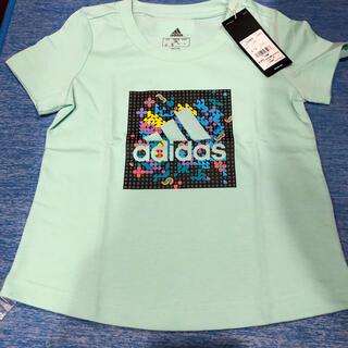 adidas - アディダスadidasLEGOレゴ コラボTシャツ120 ペパーミントグリーン)