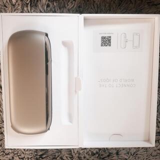 アイコス(IQOS)のiQOS DUO チャージャー 充電器 ブリリアントゴールド(タバコグッズ)
