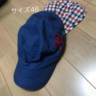 イオン(AEON)のサイズ48   帽子(帽子)
