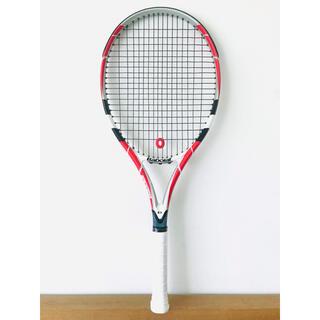 Babolat - 【希少】バボラ『ドライブ Z ツアー』テニスラケット/レッド&ブラック/G1