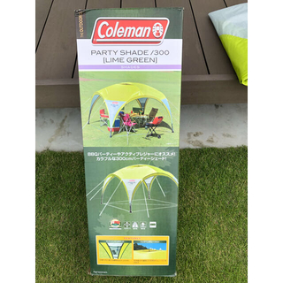 Coleman - 美品 コールマンパーティーシェード300(廃盤)