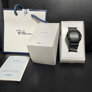 ロンハーマン(Ron Herman)のロンハーマン G-SHOCK コラボ GLX-5600(腕時計(デジタル))