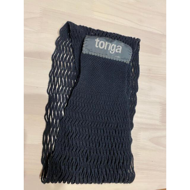 tonga(トンガ)のトンガ スリング Mサイズ 抱っこ紐 キッズ/ベビー/マタニティの外出/移動用品(スリング)の商品写真