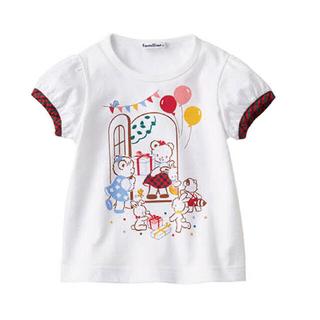 familiar - familiar ファミちゃんTシャツ
